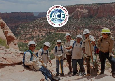 Conservation Corps – Change your Future, Restore our Lands