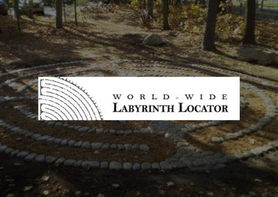 World-Wide Labyrinth Locator