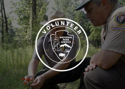National Park Service – Volunteers-In-Parks program