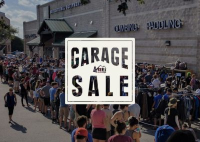 REI Garage Sales – Epic deals on pre-loved gear