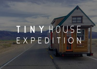 Tiny House Expedition – traveling tiny dwellers + community educators